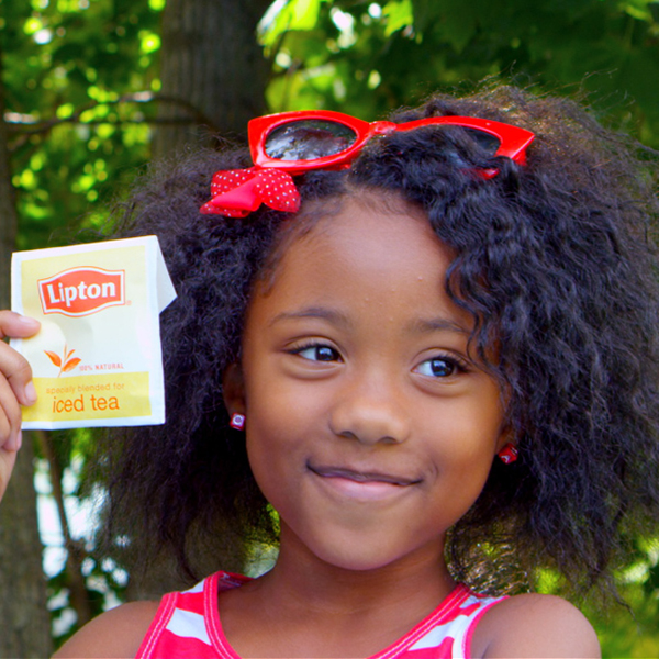 Surprise Summer Splash: Lipton Iced Tea